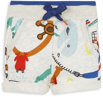 Catimini Baby's & Little Boy's Printed Jogger Shorts