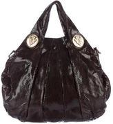 Gucci Snakeskin Hysteria Bag