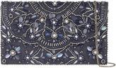 Accessorize Petra Embellished Envelope Clutch Bag