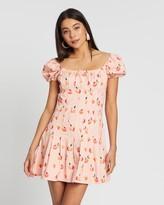Finders Keepers Tutti Frutti Mini Dress