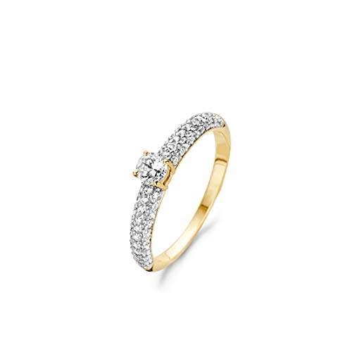 Blush Lingerie Women Cubic Zirconia Ring -Size P 1/2 11469BZI/56
