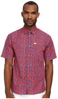 DSQUARED2 Cotton Poplin Printed Summer Shirt