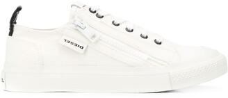 Diesel S-Astico low zip sneakers