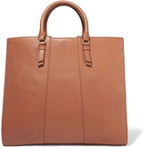 Tory Burch Cass paneled leather tote