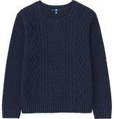 Uniqlo Kids Crewneck Long Sleeve Sweater