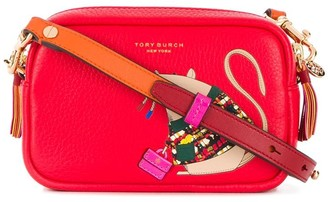 Tory Burch Mouse Print Crossbody Bag