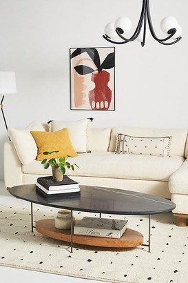 Anthropologie Bryant Coffee Table By in Black