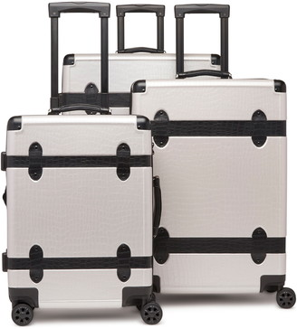 CalPak TRNK Collection 3-Piece Spinner Luggage Set