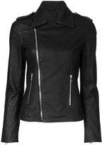 RtA biker jacket - women - Lamb Skin - S