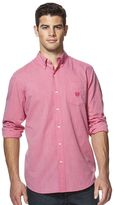 Chaps Big & Tall Classic Fit Easy-Care Poplin Shirt