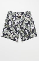 "Modern Amusement Jet Tropical 18"" Swim Trunks"