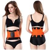 Raspberry Women's Waist Trainer Tummy Belt-Body Shaper Belt for Hourglass Shaper- XL