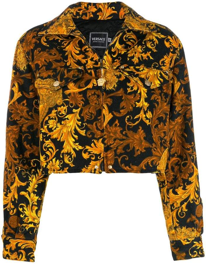 86673d7154d12 Versace Cropped Women's Jackets - ShopStyle