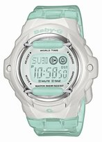 Casio Baby-G Women's Watch BG-169WH-3VER