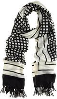 J.Crew Grid scarf