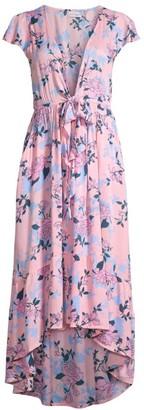 Tiare Hawaii Blake High-Low Dress