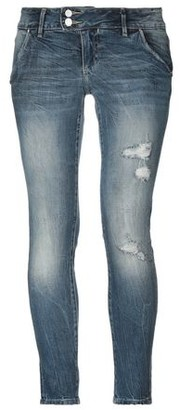 Fracomina Bluefeel By BLUEFEEL by Denim trousers