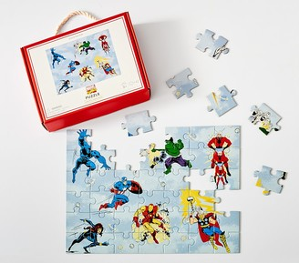 Pottery Barn Kids Marvel Avengers Puzzle