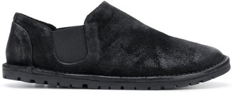 Marsèll elasticated side panel loafers