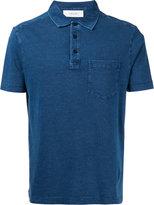 Cerruti chest pocket polo shirt