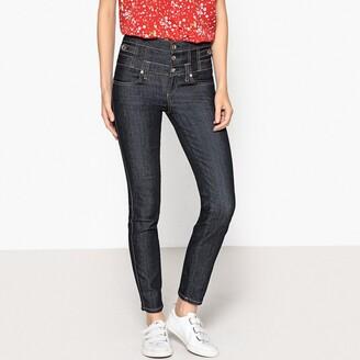 "Liu Jo Rampy High Waist Slim Fit Jeans, Length 30"""
