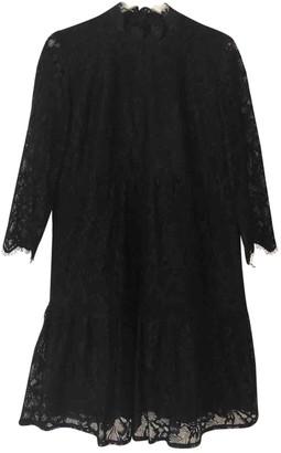 Sã©Zane SAzane Fall Winter 2019 Black Polyester Dresses
