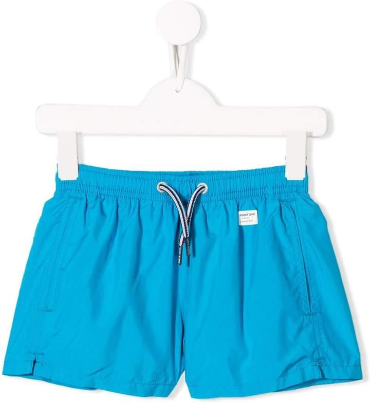 MC2 Saint Barth Kids drawstring swim shorts