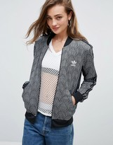 adidas Shell Zip Jacket
