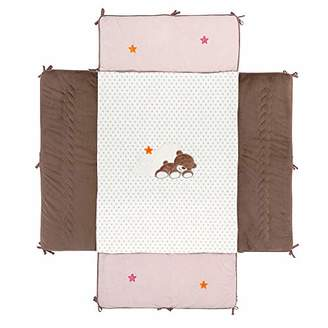 Nattou 562423 Playpen Mat Multi-Coloured