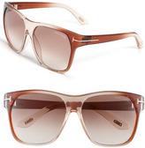 Tom Ford Oversized Retro Sunglasses