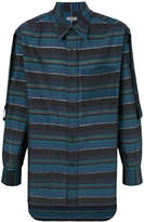 Lanvin classic striped shirt