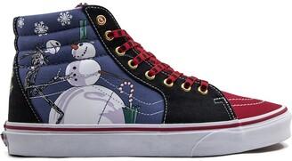 Vans Sk8-Hi Nightmare Before Christmas sneakers