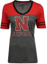 Colosseum Women's Nebraska Cornhuskers McTwist T-Shirt