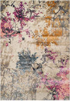 """Dalyn Modern Abstracts Impressions Ivory 9'6"""" x 13'2"""" Area Rug"""