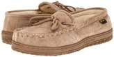 Old Friend Cloth Lined Moccasin Men's Slippers