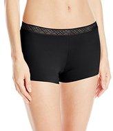 Vassarette Women's Invisibly Smooth Boyshort Panty 12383