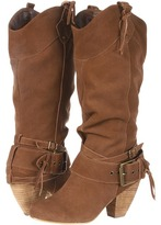Naughty Monkey Cowboys and Indians (Tan) - Footwear