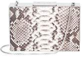 Aspinal of London Scarlett Box Clutch