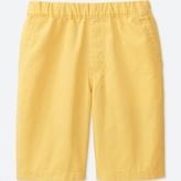 Uniqlo BOYS Twill Easy Shorts