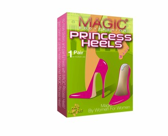 Magic Body Fashion Magic Bodyfashion Women's Princess Heels Ankle Socks