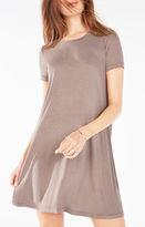 BCBGMAXAZRIA Anneta Short-Sleeve Dress