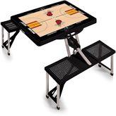 Picnic Time Miami Heat Portable Folding Picnic Table
