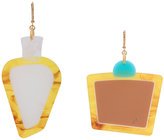 Theatre Products large colour block earrings
