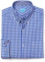 J.Mclaughlin Westend Trim Fit Shirt in Gingham
