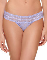 Wacoal B. Tempt'D By Lace Kiss Thong