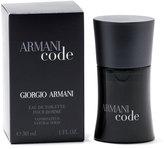 Giorgio Armani Code Eau de Toilette, 1.0 fl. oz.