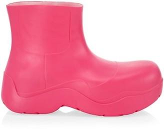 Bottega Veneta Puddle Rain Boots
