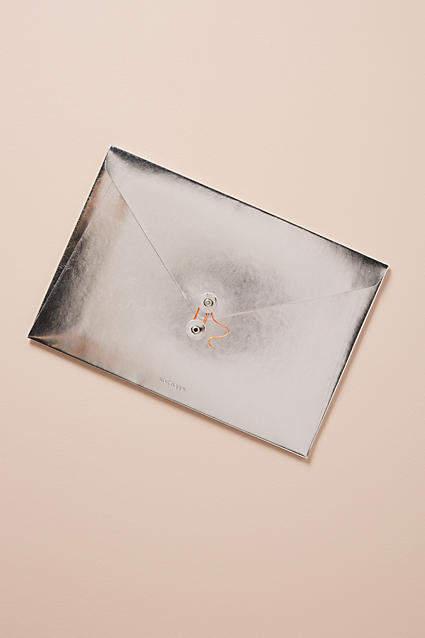 Poppin Metallic File Folder