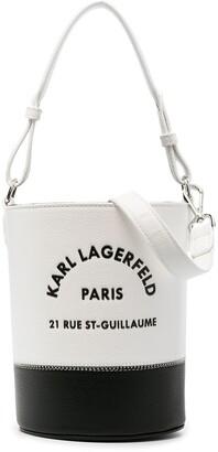 Karl Lagerfeld Paris Rsg bucket bag