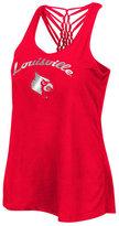 Colosseum Women's Louisville Cardinals Big League Tank